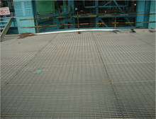 hot dipped galvanized steel grating floor for industry