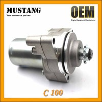 AG100 CH100 NH90 C100 Motorcycle Starter Motor