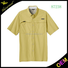 100% Fashion Casual New Design Men's Khadi Shirts