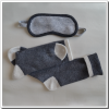 Fashion cashmere eye mask