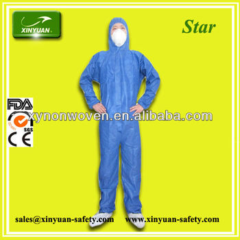 asbestosTYPE 56 SMS Coverall