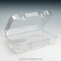 Disposable Clamshell Box for Fruit Packaging