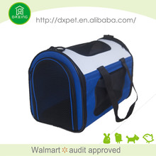 DXPB045 Fashionable custom china suppliers cheap price soft pet carriers airline travel