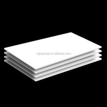Wholesale 2 -4 mm thickness construction model pvc foam board
