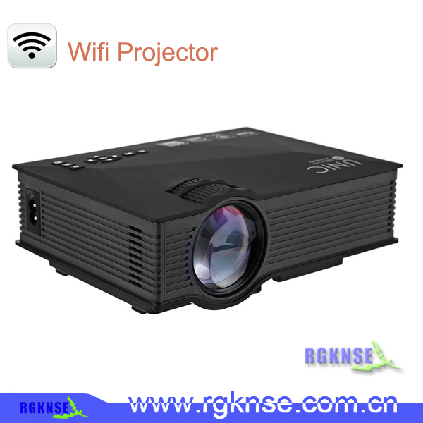 2016 hot and new products mini projector mobile phone TV projector home theater projector