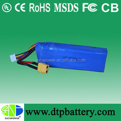 High discharge rate 20C 25C 35C rc helicopter battery 11.1v 2000mah li ion battery