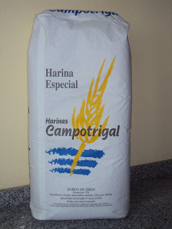 Especial: High Quality Bakery Wheat Flour