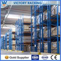 Warehouse Racking System Storage Shelving, Economical Pallet Racking, Heavy Duty Pallet Racking Systems