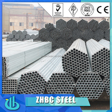 Top selling products 2017 API 5L, API 5CT, CE, ISO 9001 carbon galvanized steel pipes