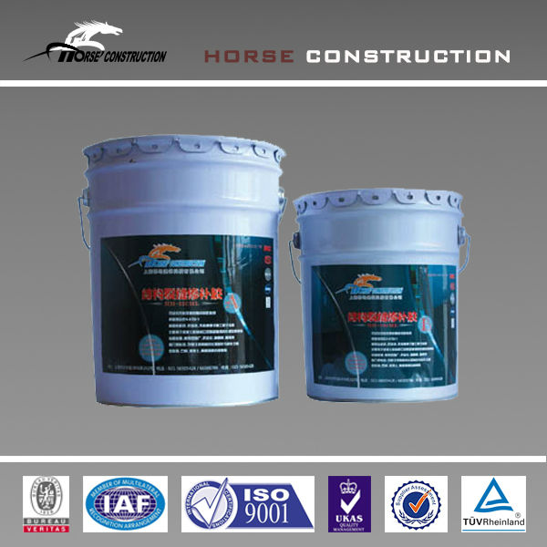 HM epoxy crack repair glue for concrete structure crack repairing