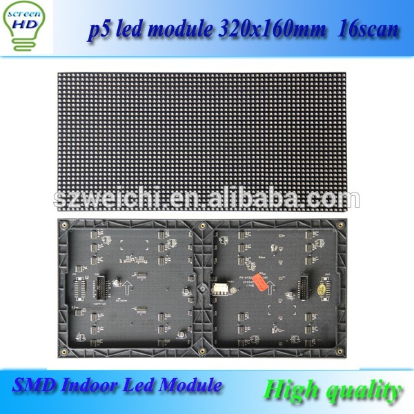 indoor smd led screen p6 p5 led video wall led module p5 smd indoor led display