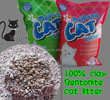 Hot sale CIPS new type bentonite cat litter mineral clumping pet sand