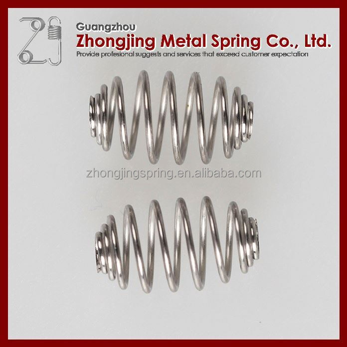 Variable Force Spring Bearing Compression Spring