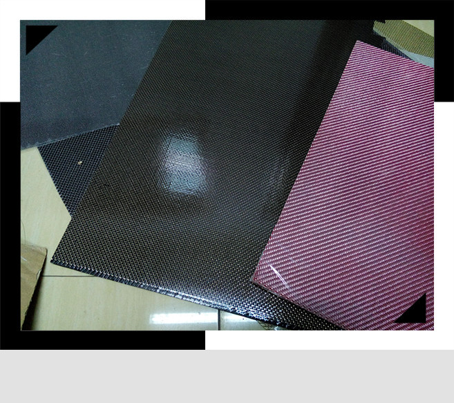 500mm square carbon fibre sheet, 5mm thick carbon sheet, 100% carbon fiber