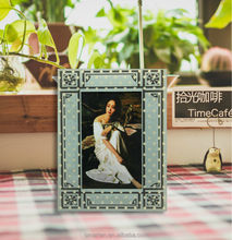 Customize vintage baby picture frame stapler for decoration
