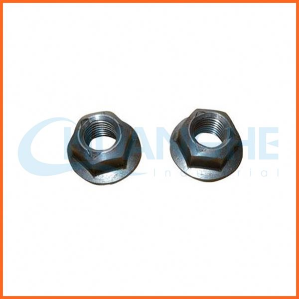 alibaba high quality m14 flange nut