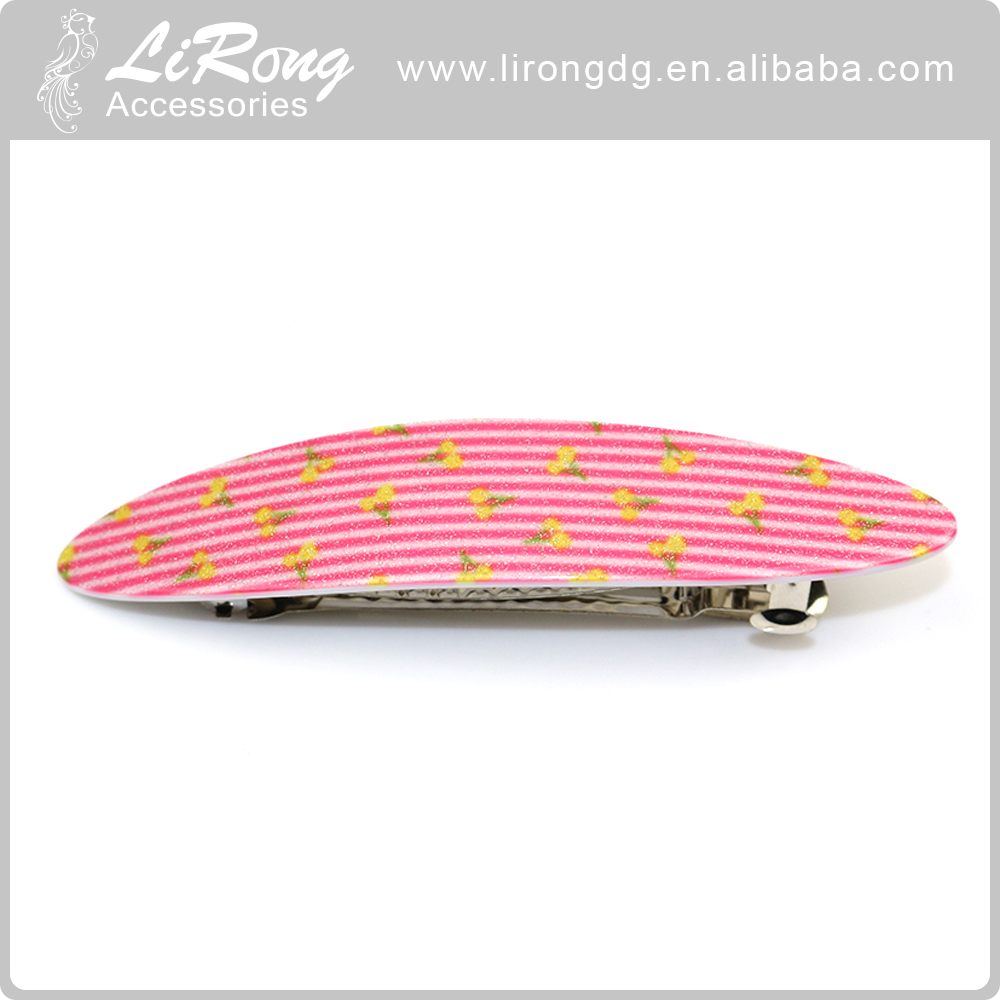 New Design Fancy Hair Barrette for Women Hair Accessories