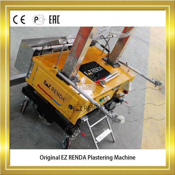 automatic wall plastering machine price with plaster pump