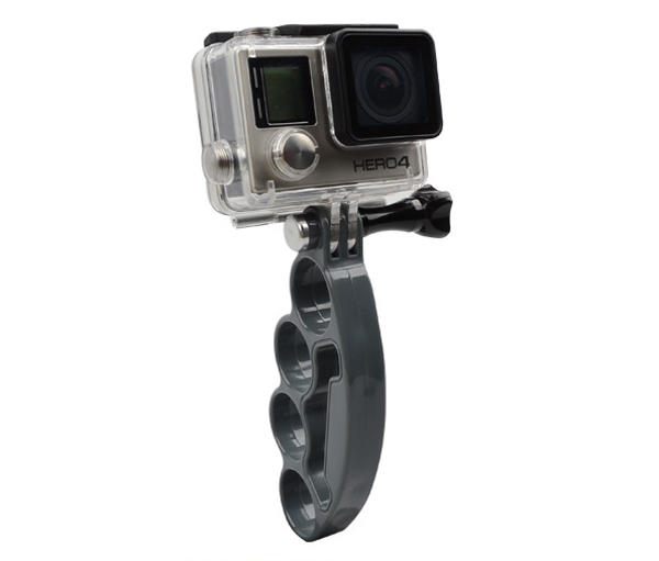 Hot Selling Hand Fingers Ring Selfie Stick for Gopros Heros 2 3 3+ 4 Sj4000 XiaoYi