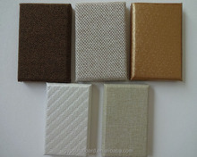 new design sound proof cubicle insulation cloth fabric acoustic wall panel