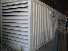 shipping container load equipment as equipment shipping container