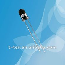 5mm (8000mcd-18000mcd) Pure Green Light Emitting Diode Round DIP Led