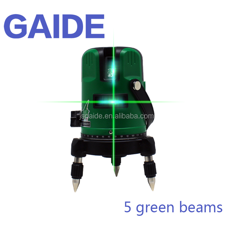 CE oem new cheap digital automatic self-leveling rotary cross multi line laser level 360 rotary green beam laser