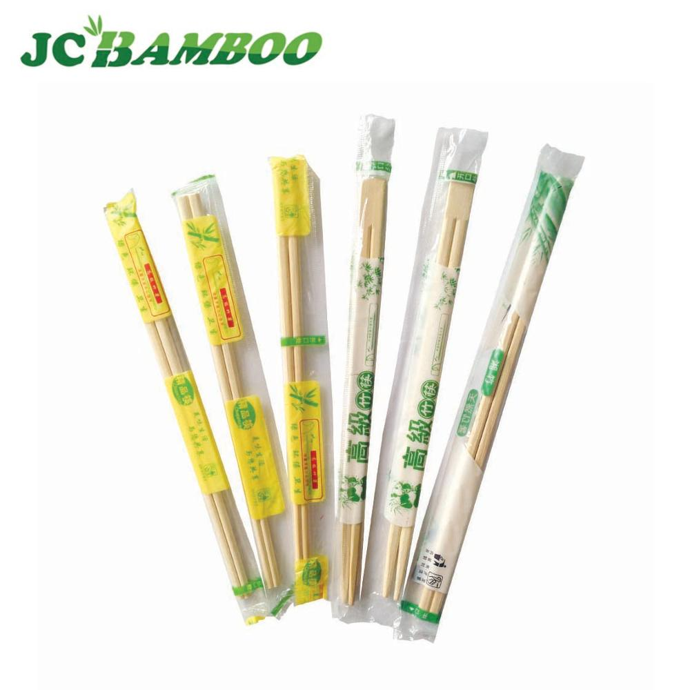 Golden supplier lowest factory price disposable bamboo chopstick for sushi 21cm,23cm,20cm*5.0mm