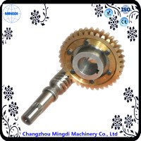 Small Worm Gears for Toy Car