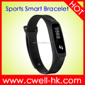 Bithealth Z2 0.91inch OLED Touch Screen Incoming Call Pedometer Sleep Monitor Bluetooth Smart Fitness Bracelet