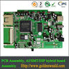 1.6mm thickness 8 Layer industrial computer mother board PCB rohs pcba pcb assembly
