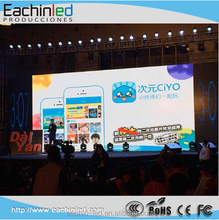 New High quality p4.8,p5.2 indoor rental led display panel/advertising led video wall