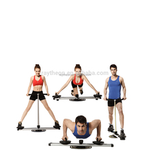 Reduce the pressure circle glide leg exerciser body equipment hot selling