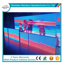 SMD full color p4 p5 p6 led display/led video advetising screen