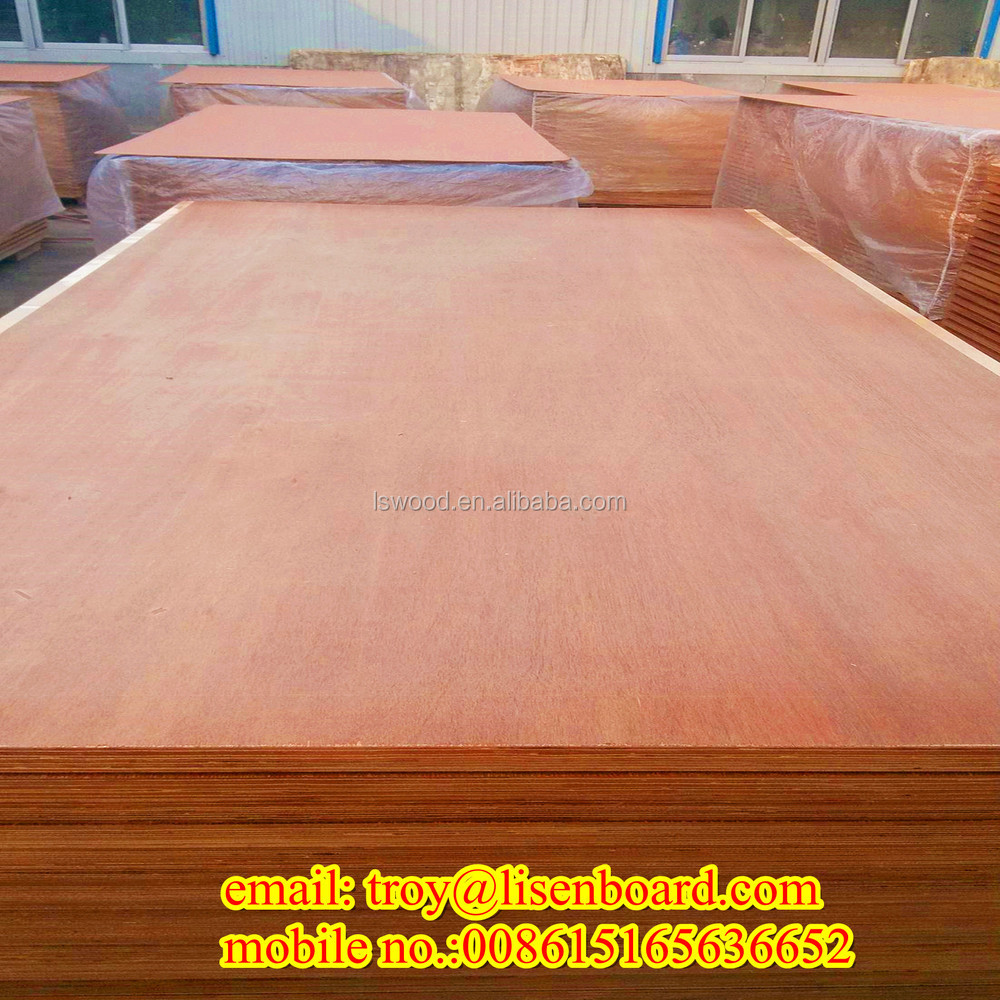keruing plywood for truck and trailer wood floors