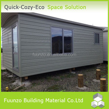 Livable Flattop Embossing Panel Container House
