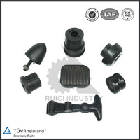 China supplier molded silicone rubber part