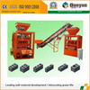 Current popular block dressing machine and Hollow Block Making Machine Type concrete block machines for sale