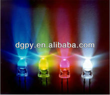 Wholesale Dip Led diode Blue/Yellow/Pink/White ( Manufactory Hot Sale )