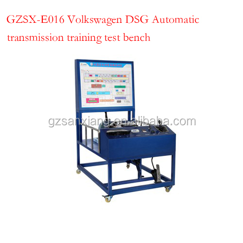 Factory Selling GZSX-E016 Volkswagen DSG Automatic transmission training test bench