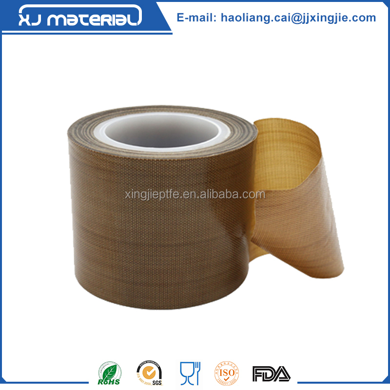 Pure TEFLON film tapes / Skived PTFE Tape / Teflon fiberglass adhesive tapes