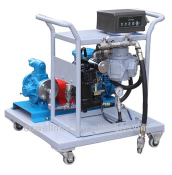 CWL-50 mechanical mobile LPG dispenser