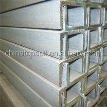 HOT DIPPED GAL CHANNEL TAPERED 100X50MM / 125X65MM / PFC