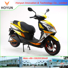 2016 new design lead-acid battery EEC approved HOYUN EAGLE UNICO electric scooter