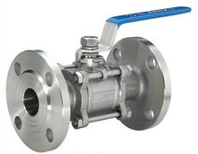 API JIS DIN ISO EN Standard Reduced Full Port Bore Flanged Type End Connection Worm Gear Handwheel Manual Floating Ball Valve