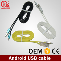 Alibaba wholsale excellimg quality transfer and charging mobile phone data cable for samsung galaxy s4 i9500