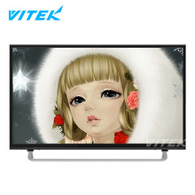 Wholesale 32 39 40 50 55 LED TV, VITEK Best 50 inch Size Big Screen Outdoor LCD LED Television, Cheap Price High LED TV WWW XXX