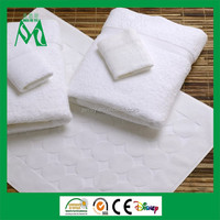 Jacquard comfortable bath linens towel for hand/face/remover