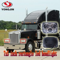 DOT 5x7 inch Led Square Seal Beam headlight