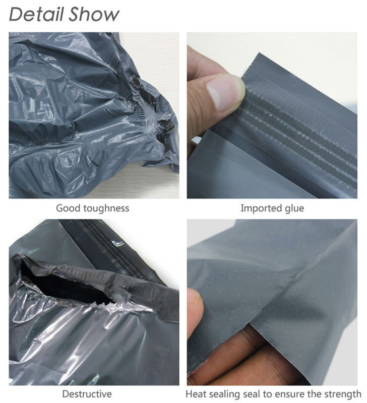 plastic bag clothes shipping